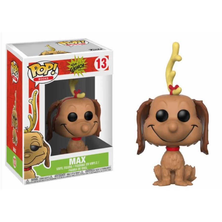 Pop! Movie: The Grinch - Max the Dog