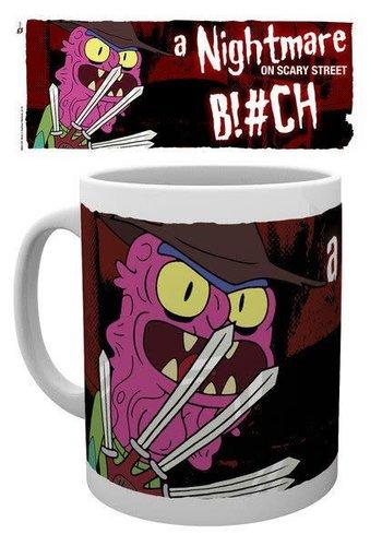 Rick & Morty: Scary Terry Mug