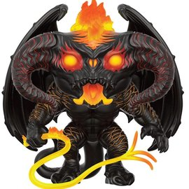 FUNKO Pop! Movies: Lord of The Rings - Balrog 6 inch
