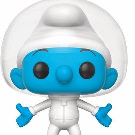 FUNKO Pop! Cartoons: The Smurfs - Astro Smurf