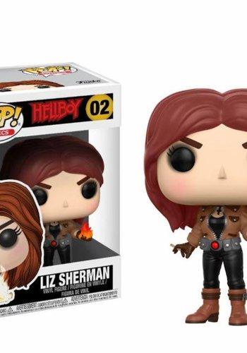 Pop! Comics: Hellboy - Liz Sherman