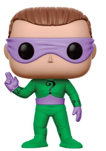 FUNKO Pop! DC: Batman 1966 - The Riddler