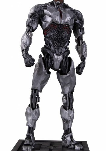 DC Comics: Justice League Movie - Cyborg Statue