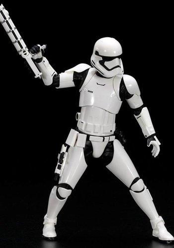 Star Wars: First Order Stormtrooper FN-2199 ARTFX+ PVC Statue