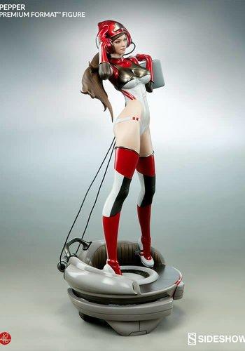 Stanley Lau: Pepper Premium Format Statue