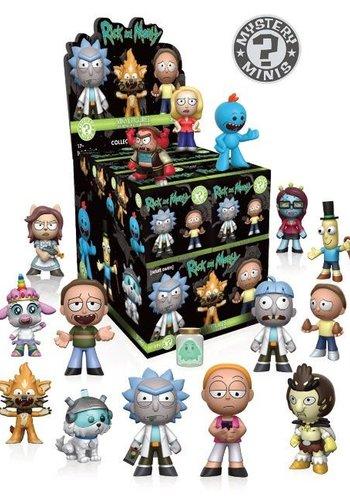 Mystery Mini: Rick & Morty PRIJS PER STUK