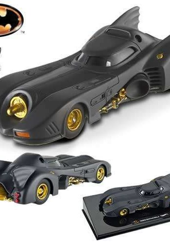 Batman Returns: Batmobile 1:43