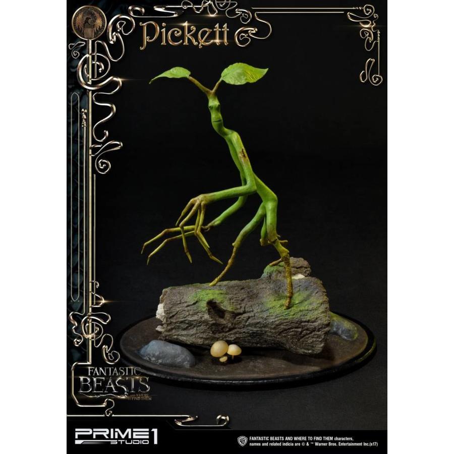 Harry Potter: Fantastic Beasts - Pickett Statue