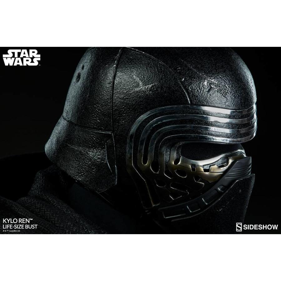 Star Wars: The Last Jedi - Kylo Ren Life Sized Bust