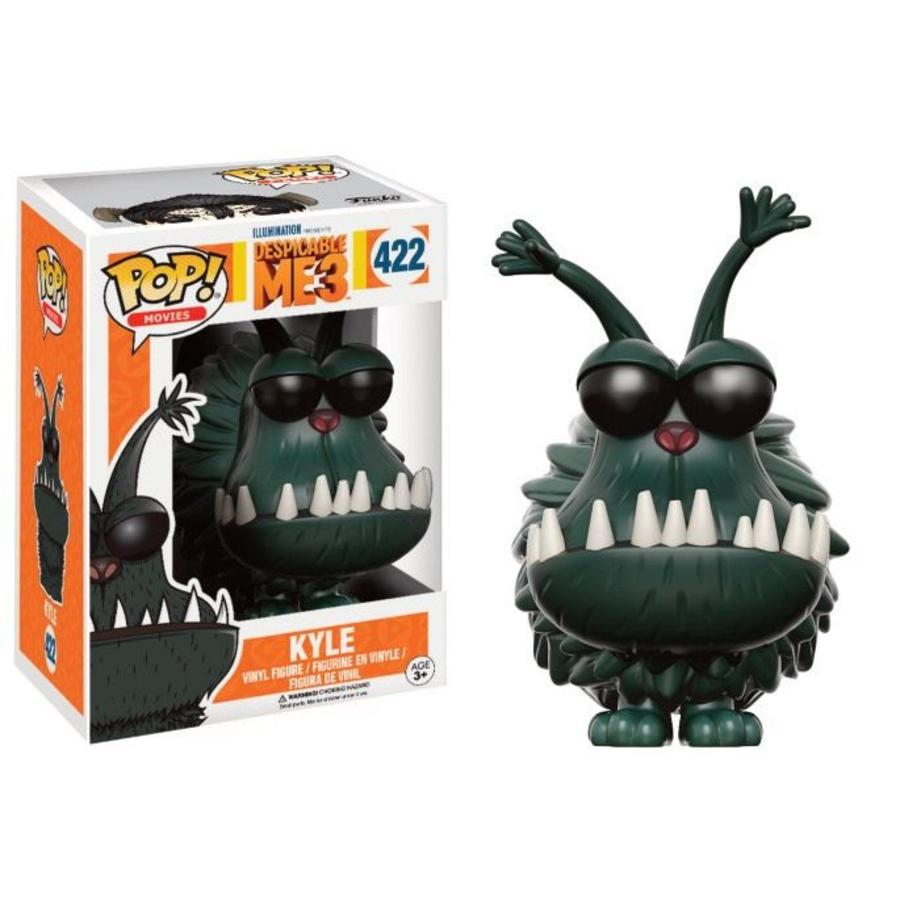 Pop! Movies: Despicable Me 3 - Kyle