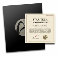 PRE - Order Star Trek: Klingon Mek'leth Prop Replica