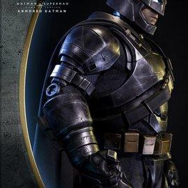 prime1 Armored Batman Polystone Statue by Prime 1 Studio
