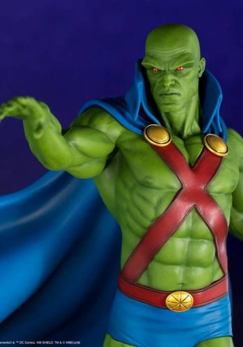 DC Comics: Super Powers Martian Manhunter Statue 46 cm