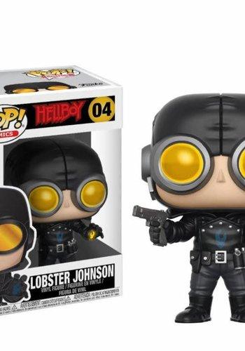 Pop! Comics: Hellboy - Lobster Johnson