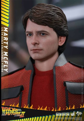 Back to the Future 2: Marty McFly 1:6 scale Figure