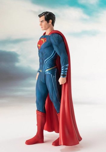 DC Comics: Justice League Movie - Superman Artfx+ PVC Statue
