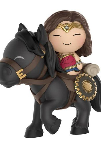 Dorbz DC Comics: Wonder Woman on Horse
