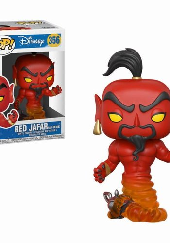 Pop! Disney: Aladdin - Red Jafar