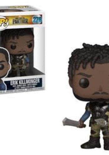 Pop! Marvel: Black Panther - Killmonge