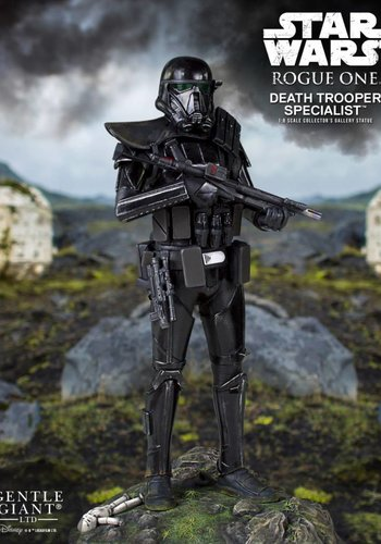 Star Wars: Collector's Gallery - Death Trooper Specialist Statue