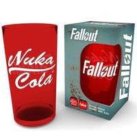 Fallout: Nuka Cola Premium Large Coloured Glass