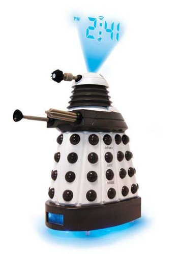 Dr. Who: Dalek Projection Alarm