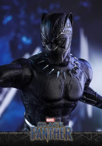 Marvel: Black Panther Movie - Black Panther 1:6 Scale Figure