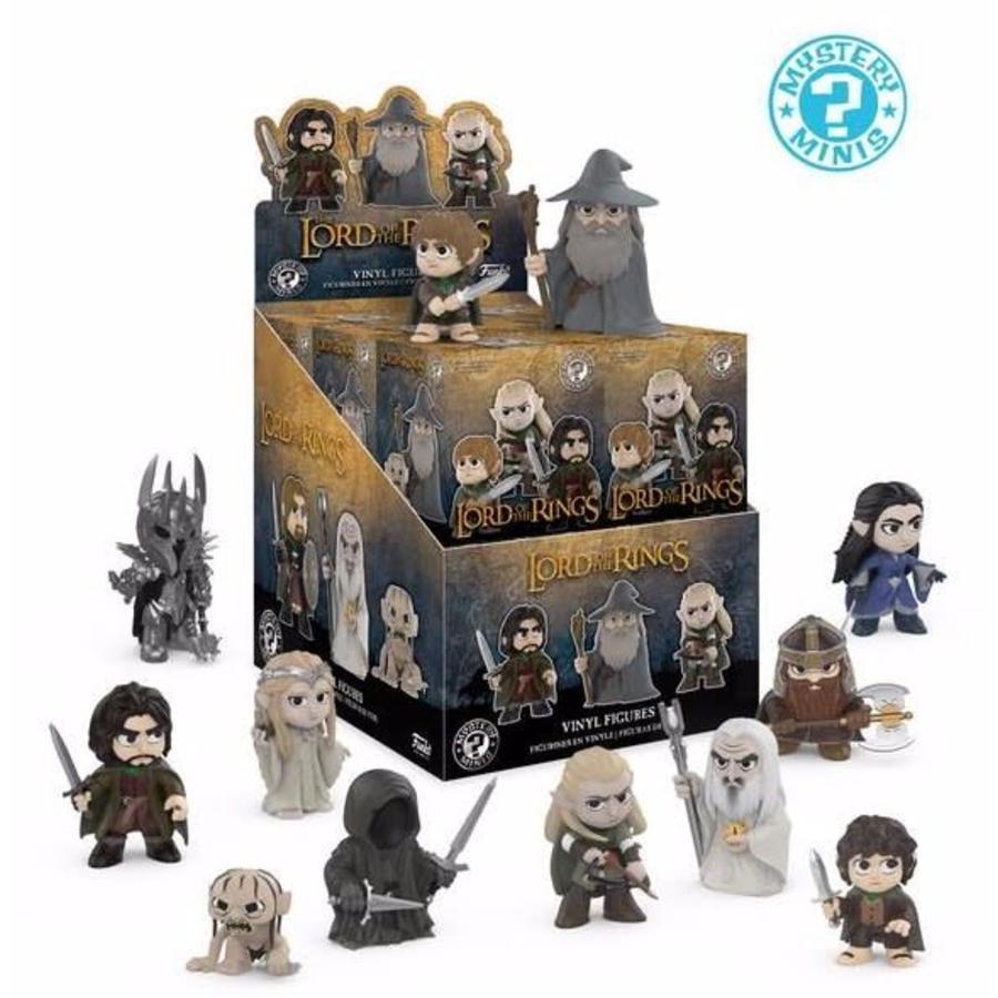 Mystery Mini: Lord of the Rings and The Hobbit