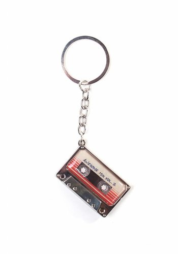 Marvel: Guardians of The Galaxy 2 - Mixtape Metal Keychain