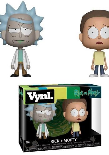 Vynl: Rick and Morty 2-pack