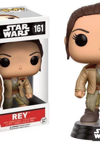 Pop! Star Wars: Rey in Finn's Jacket LE