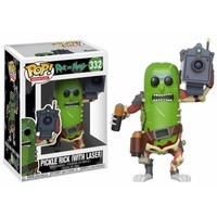 Pop! Animation: Rick and Morty - Pickle Rick with Laser