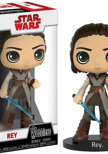 Pop! Wobbler: Star Wars: E8 TLJ: Rey