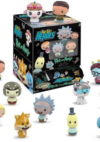 Funko :Pint Sized Heroes: Rick and Morty 1piece