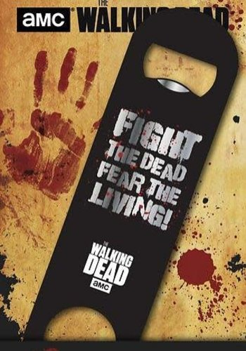 Walking Dead Fear the Living - Bar blade