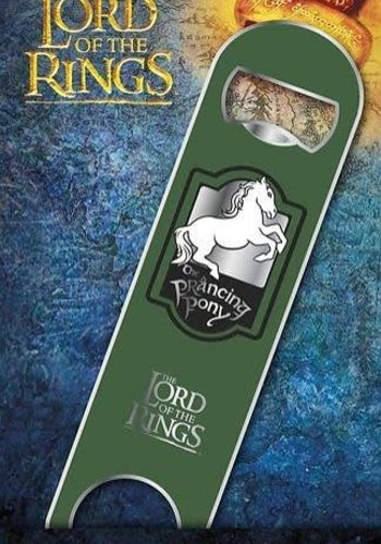 Lord of the Rings Prancing Pony - Bar blades