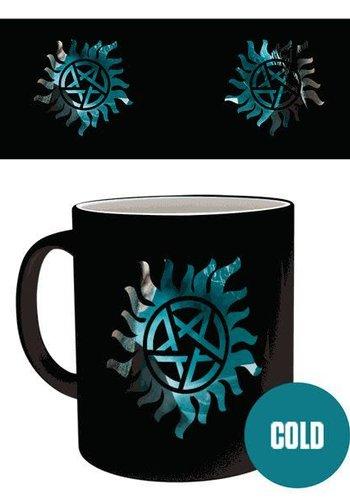 Supernatural - Heat Change Mug