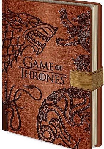 Game of Thrones Sigils - Premium A5