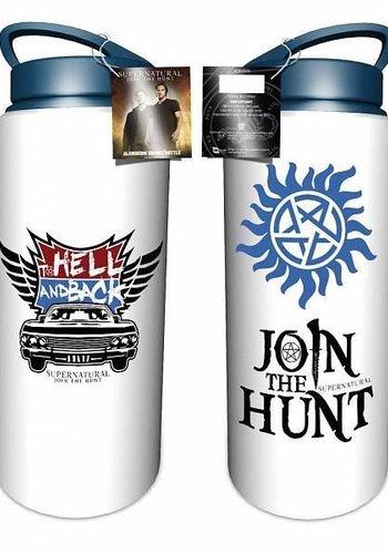 Supernatural Symbol - Drink Bottle