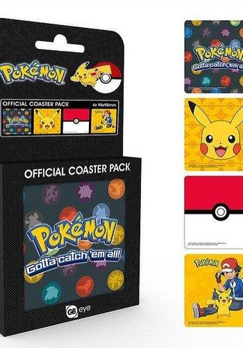 Pokémon Mix - Coaster Pack