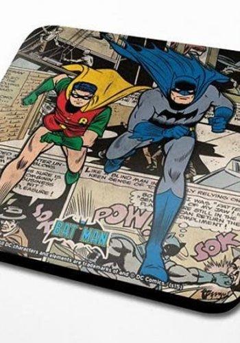 Dc Originals Batman Montage - Coaster