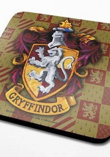 Harry Potter Gryffindor Crest - Coaster