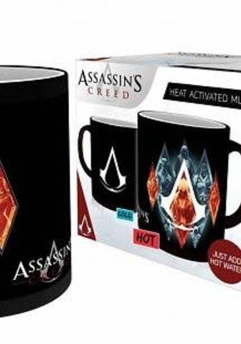 Assassins Creed Legacy - Heat Change Mug