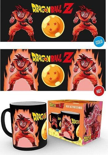 Dragon Ball Z Super Saiyan - Heat Change Mug