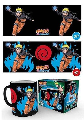 Naruto Shippuden - Heat Change Mug