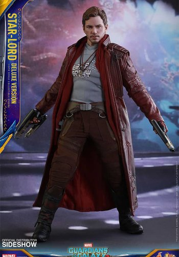 Guardians of the Galaxy Vol 2: Deluxe Star-Lord 1:6 Scale Figure