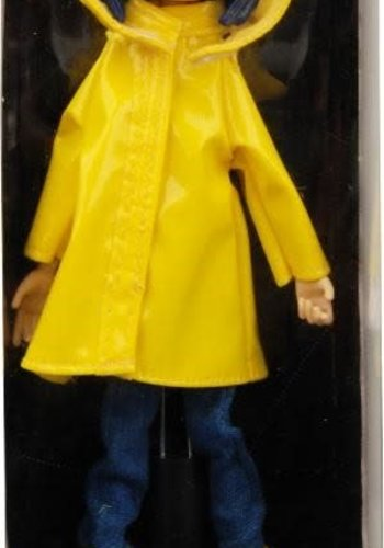 Coraline - Bendy Fashion Doll - Rain Coat
