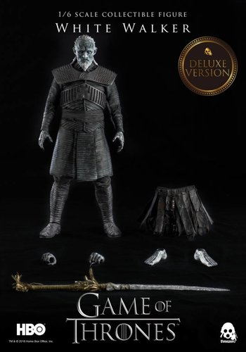 Game of Thrones: White Walker Scale 1:6 Figure - Deluxe Version