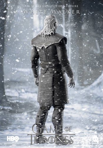 Game of Thrones: White Walker 1:6 Scale Figure - Standard Version