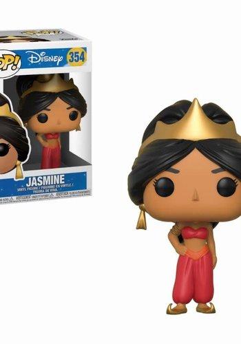Pop! Disney: Aladdin - Red Jasmine